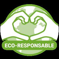 Icône eco-responsable d'un gobelet voyageur.